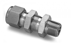 Male Bulk Head Connector