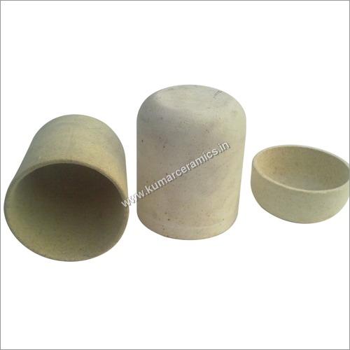 Refractory Crucibles K-50 P (Porous Grade)