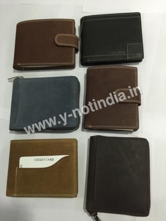 Mens Vintage Leather Wallets