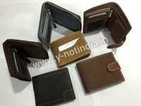 Vintage Mens Leather Wallets