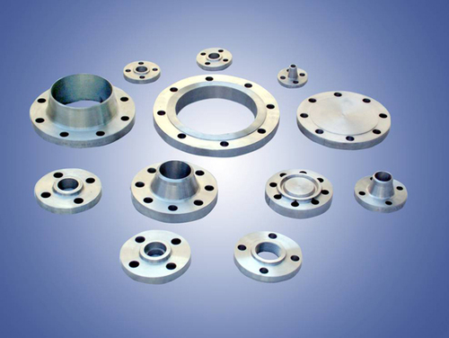 Duplex Steel F 53 Flanges