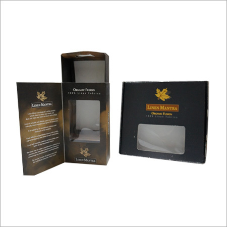 Fabric Packaging Boxes