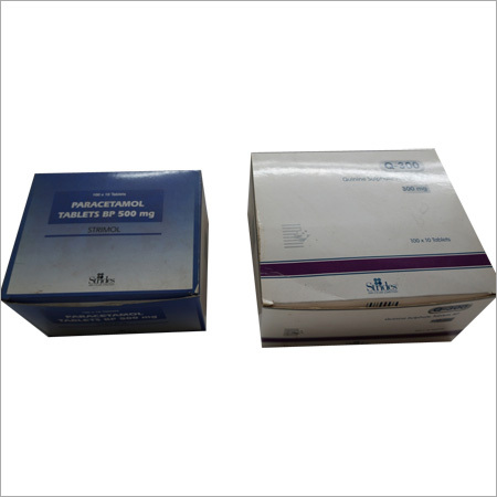 Pharmaceutical Packaging Boxes