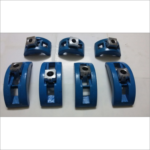 Quick Change Mold Clamps