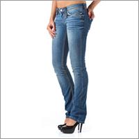 Ladies Skin Fit Jeans