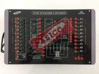 Study of Encoder & Decoder Circuits