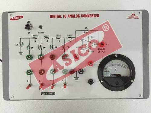 Digital to Analog Converter Kit