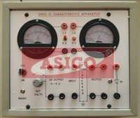 CMOS IC Characteristics Apparatus