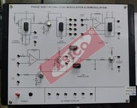 Phase Shift Keying (PSK) Modulation & Demodulation