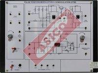 Pulse Position Modulation & Demodulation