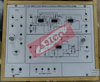 Pulse Amplitude Modulation & Demodulation Trainer