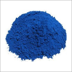Blue Oxide Powder