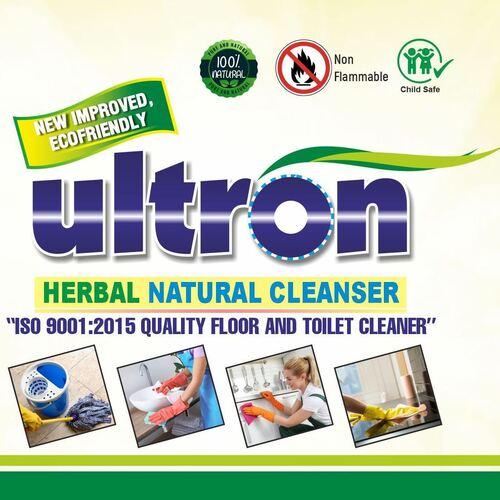 Natural Toilet Sanitizer Cleaner