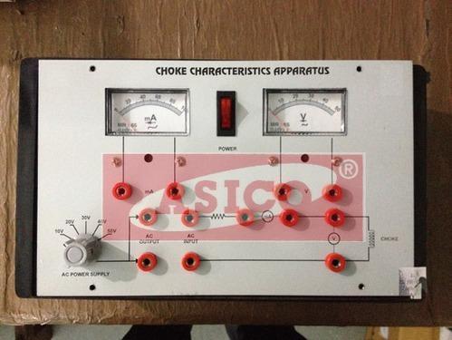 Choke Characteristics Apparatus