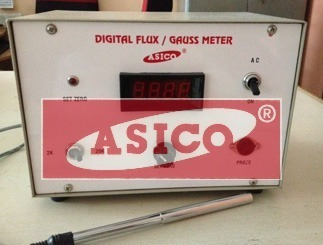 Digital Flux Meter / Gauss Meter