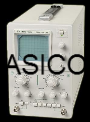 CRO 10MHz, Single Trace