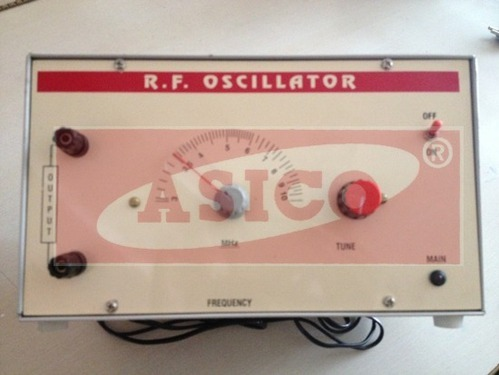 RF Oscillator 3MHz-8MHz