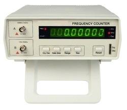 8 digit frequency counter 10 Hz~2.4GHz