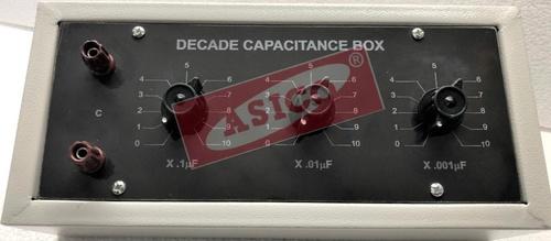 Decade Capacitance Box