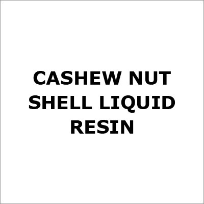 Cashew Nut Shell Liquid Resina