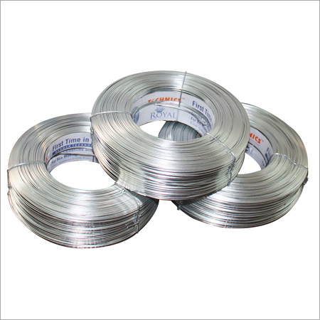 Flat Galvanized Stitching Wire