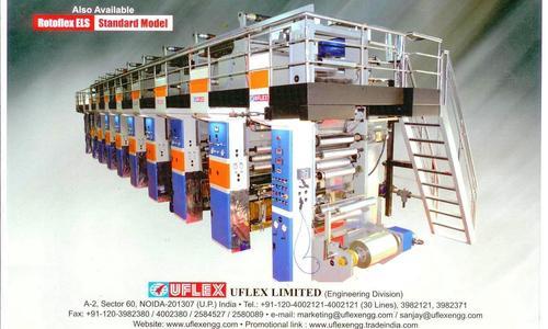 Rotogravure Printing Machine Standard ELS