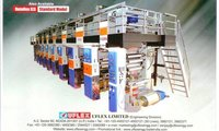 Rotogravure Standard ELS Printing Machine