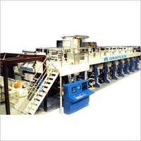 Rotogravure Graflex Printing Machine