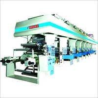 Rotogravure Excel Printing Machine