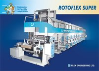 Rotogravure Super Printing Machine
