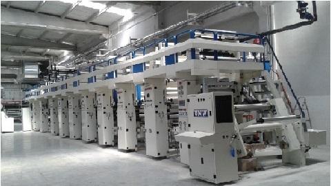 Rotogravure Printing Machine Standard