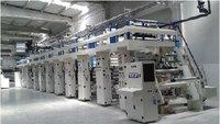 Rotogravure Standard Printing Machine