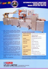 Wrapping Machines Flow Wrap