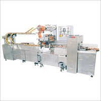 On- Edge Wrapping Machines