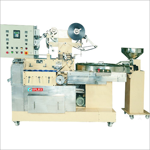 Wrapping Machines Candy Wrap Servo Driven