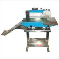 Mini Rotary Sealer Semi Automatic Machine