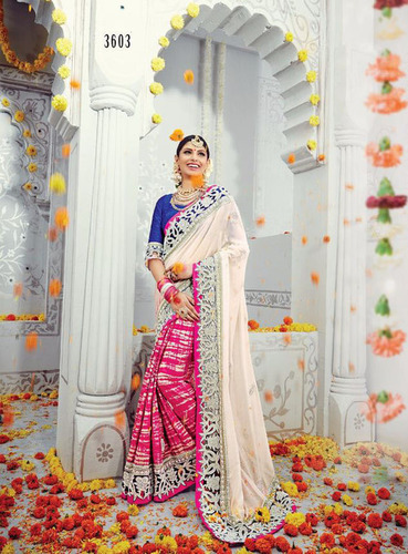 Exclusive Designer Bridal Wear Saree