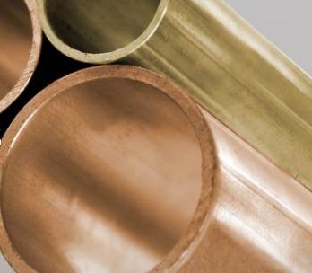 Copper Brass Round Tubes