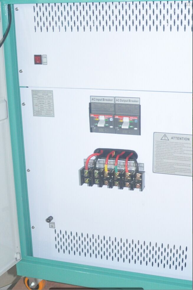 15KW Single Phase 220V to 3 Phase 380V Converter