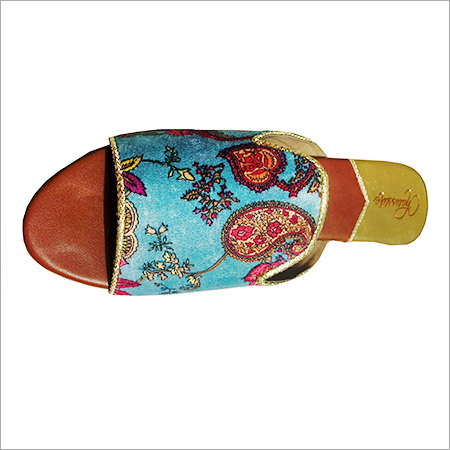 Printed Ladies Footwear