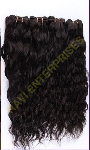Non Remy Water Wave Hair