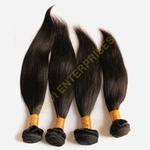 Non Remy Straight Human Hairs