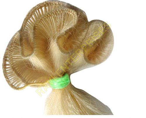 Non Remy Human Hair Machine Weft