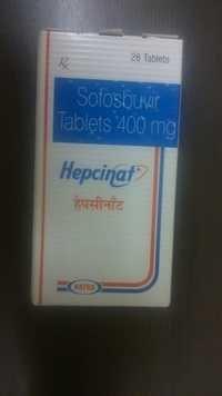 Hepcinat (Sofosbuvir 400mg) Tablets