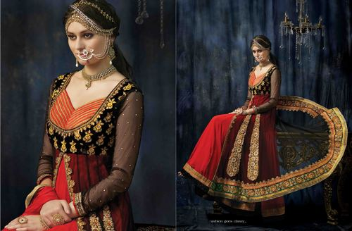 Bridal Collection Of Dress Material