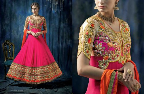 Unstitched Salwar Suit
