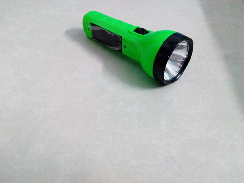 Solar LED Rechargeable Torch