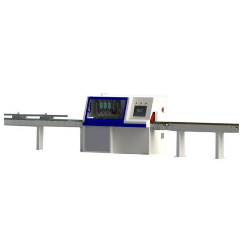 HC200Xp Optimizing Cross Cut Saw Machine