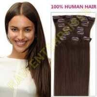Brown Human Hair Extension