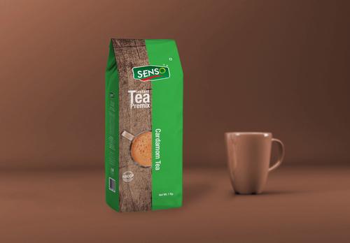 Premix of Cardamom Tea
